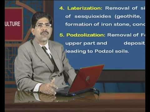 Fundamentals of Soil Science (Lecture-3rd) Unit-I: Soil Formation, Soil Forming Rocks & Minerals