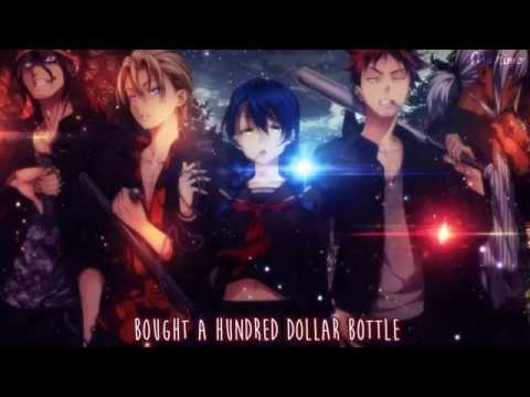 Nightcore | Gasoline【Male Version / Lyrics】✗