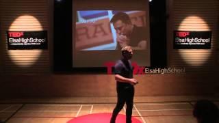 Simon Squibb | Simon Squibb | TEDxElsaHighSchool