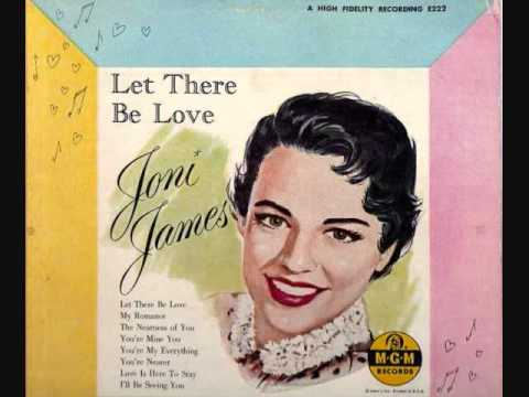 Joni James - You're My Everything (1953)