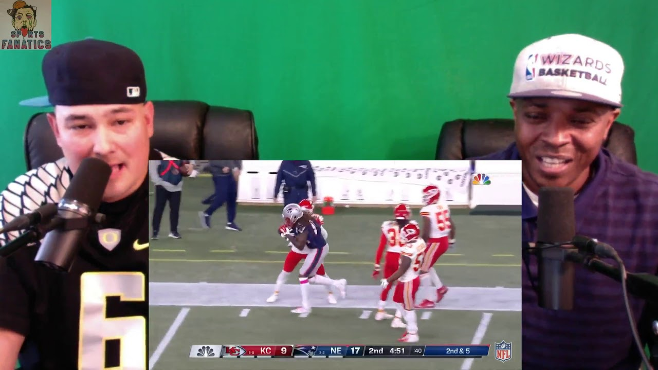 Chiefs vs Patriots | Reaction | NFL Week 6 Game Highlights