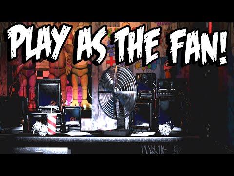 Fan Simulator: Part 1 - PLAY AS THE FAN!!