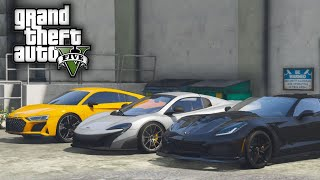 GTA 5 Real Hood Life #14 Car Shopping! (GTA 5 Hood Life Mods)