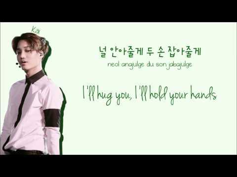 EXO  Promise 약속 {HANENGROM} Lyrics Color Coded
