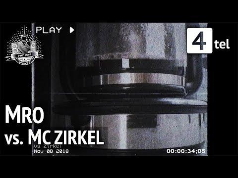 VBT Viertel: mRo vs. MC Zirkel HR (Beat by Scaletta)