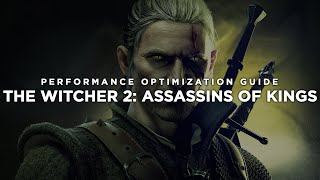 ★ How to Fix Lag/Play/Run 'The Witcher 2 Assassins of Kings' on LOW END PC - Low Specs Patch