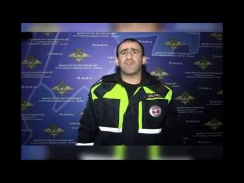 Полицейские Моздокского района РСО-Алании присоединились к флешмобу #Пушкинобьединяет