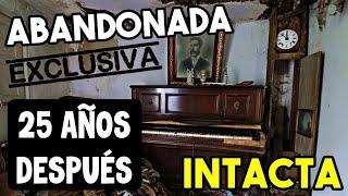 LA CASA ABANDONADA DEL DOCTOR, 25 AÑOS DESPUÉS (EXCLUSIVA) | Desastrid Vlogs