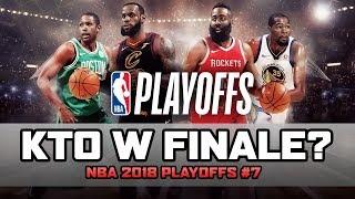 KTO W FINALE NBA? ► NBA PLAYOFFS po POLSKU | Analiza, typy, obstawianie