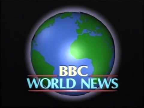 [Rare/Unseen] BBC World News Titles/Idents (1987)