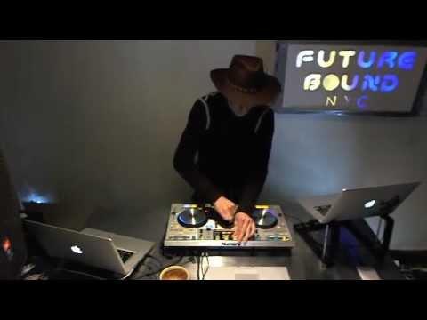 Futurebound NYC: Disco, Deephouse & Techo Vibes February 22th 2013 (1/3)
