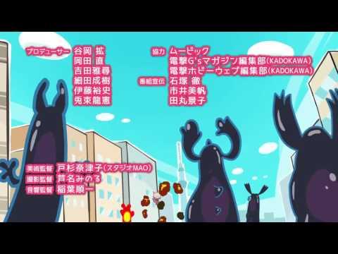 Kaiju girls cap 12 sub english