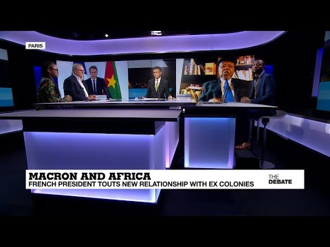 Macron and Africa: French president touts new relationship with former colonies