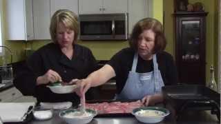 Thyme In The Kitchen - Jaeger Schnitzel