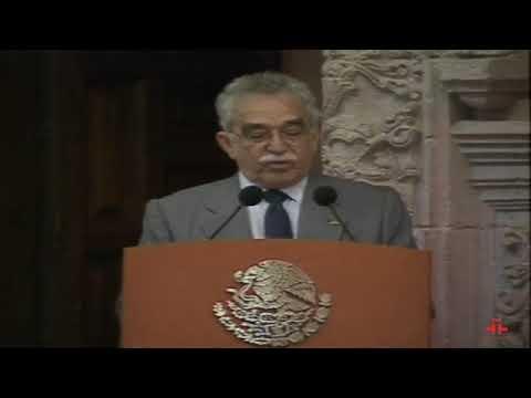 «Jubilemos la ortografía». Gabriel García Márquez