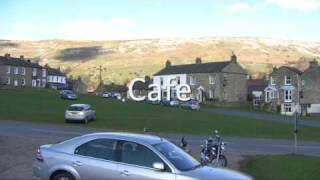 Reeth in Swaledale North Yorkshire
