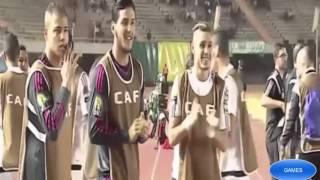 ملخص مباراة الجزائر ضد نيجيريا تحت 23 سنة