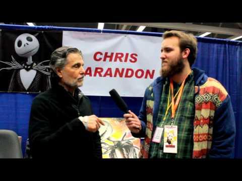 Winter SacAnime '16 : Chris Sarandon