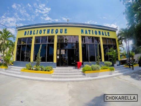 Chokarella #Randevou: 75ème Anniversaire de la Bibliothèque Nationale D'Haiti
