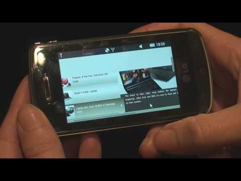 LG Cristal GD900 - LesNumeriques / Digital Versus
