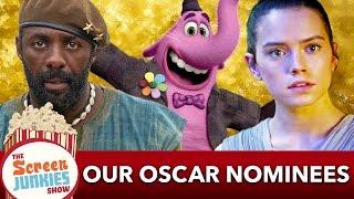 ScreenJunkies 2015 Oscar Nominations: Our Academy Awards Picks