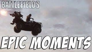 Battlefield 3 - Epic Moments (#15) thumbnail