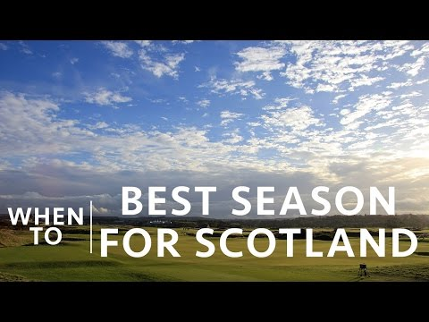 Best Time of Year for Golf in Scotland | FASGQ Episode 4