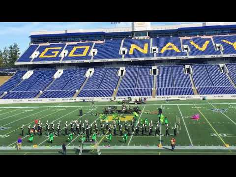 NNHS 2017 US Bands Marine Corps Invitational