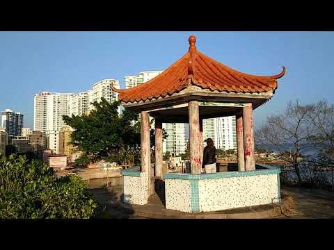 Китай. Жутковатое видео! Старые храмы.