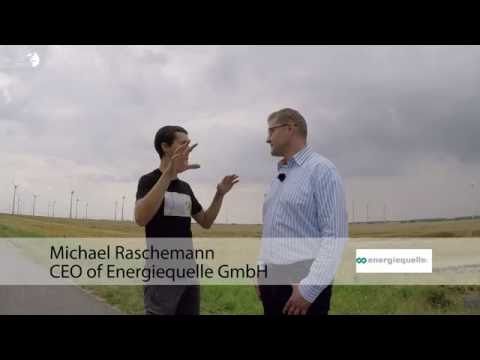 Renewable energy - History of the self-sufficient renewable energy village Feldheim - Germany