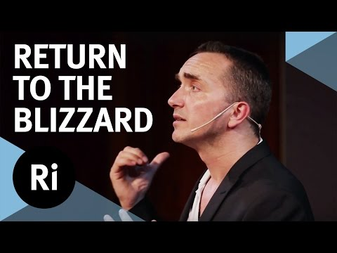 Return to the Home of the Blizzard with Chris Turney