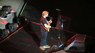 Ed Sheeran - Perfect (New York 10/01/2017)