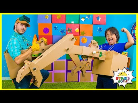 How to Make DIY Craw Machine from Cardboard!!! mp3