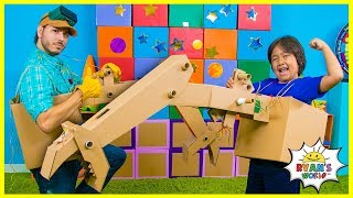 Download lagu How to Make DIY Craw Machine from Cardboard!!!