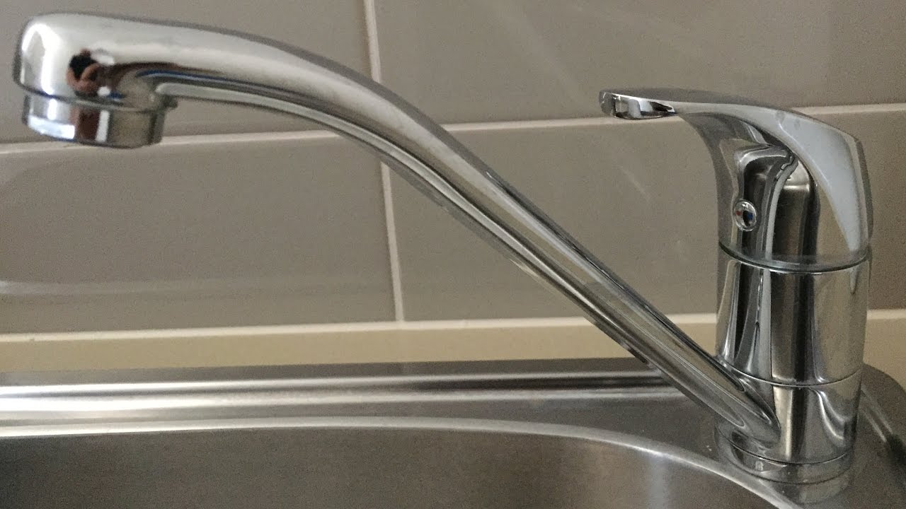 How To Repair Kitchen Mixer Tap