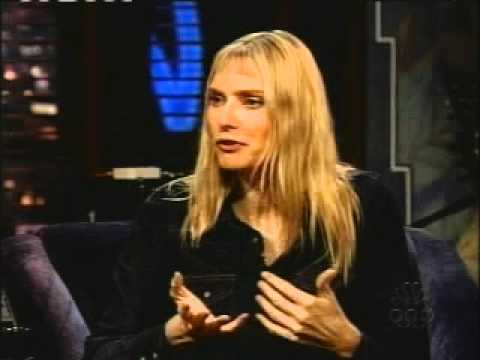"""Aimee Mann Live on """"Later"""" - Save Me and Red Vines Part 1"""