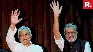 Floor Test In Bihar Assembly thumbnail
