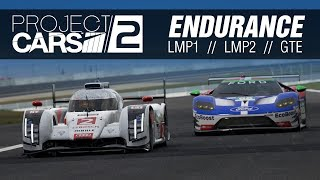 Project Cars 2 | Endurance Race - AI TEST