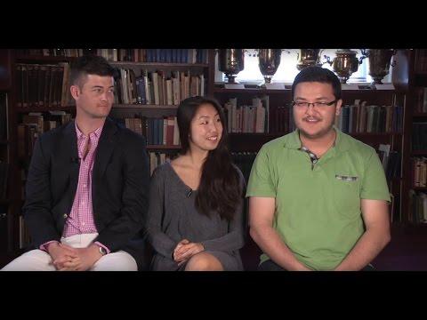 Amherst Voices: Senior Insights -- Pt. 1: Majors & Post-grad Plans