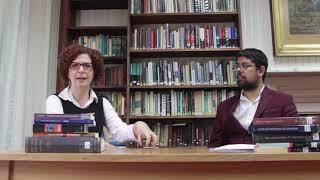 Entrevista com a Dra Thais Rocha ao Prof. Dr. Dominique Santos (FURB), 2017.