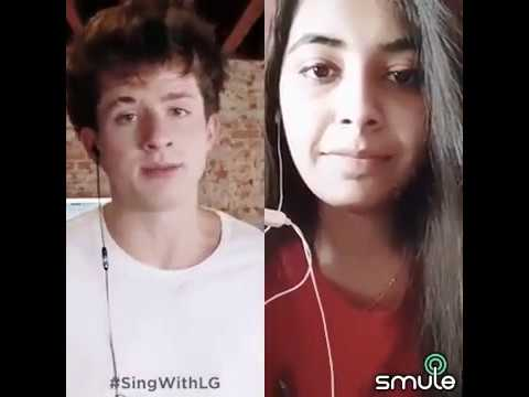 Attention by Charlie Puth and Ayushi Saxena.