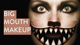 Easy Big Mouth Effect for Halloween | FX Transfers