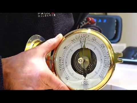 FCC Precision - Setting a Barometer