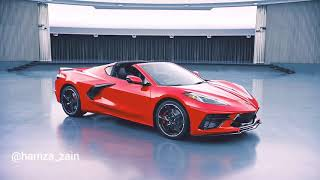 Corvette C8 new era 2020