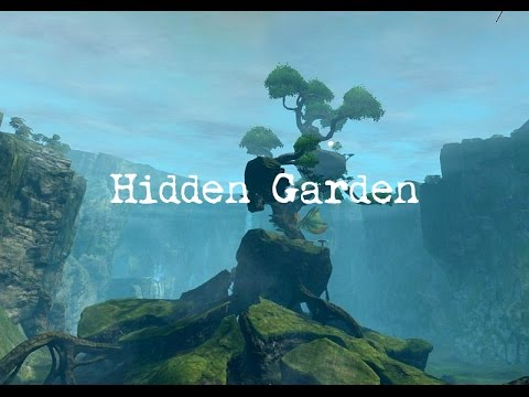 Guild Wars 2 Hidden Garden Jumping Puzzle 1080p Youtube