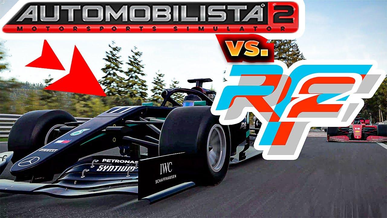 Best Formula 1 car in Sim Racing