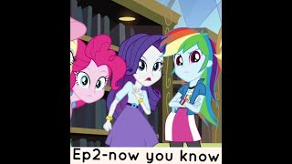 MLP/TMNT2012 lovestory ep2-now you know