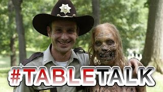 Surviving The Zombie Apocalypse on #TableTalk!