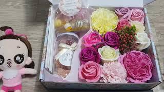 화이트데이 선물-#[꽃, 사탕, 시계, 편지♡]#