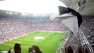 Allianz-Arena: Bayern - SGE 1